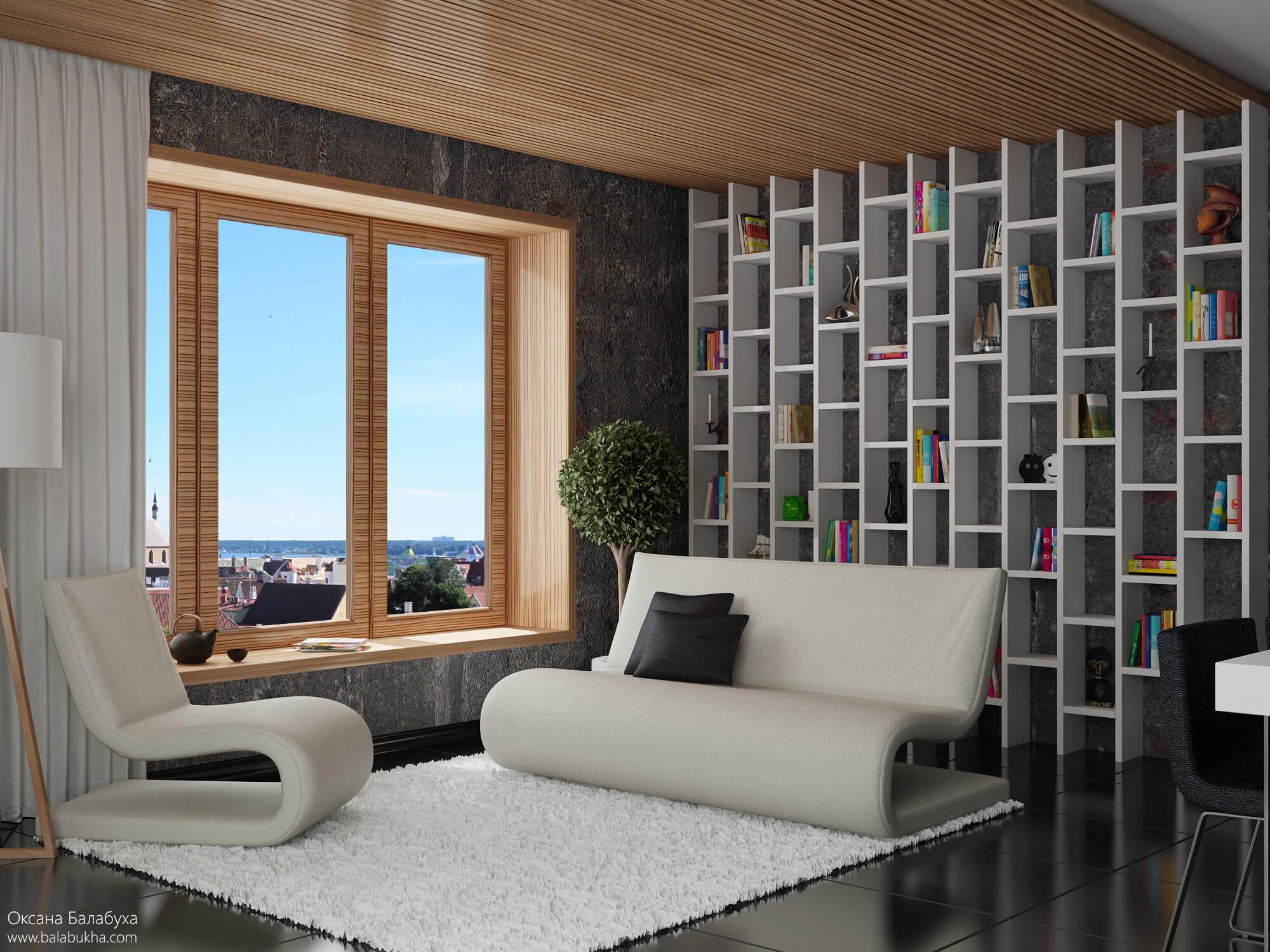 дизайн многокомнатных квартир