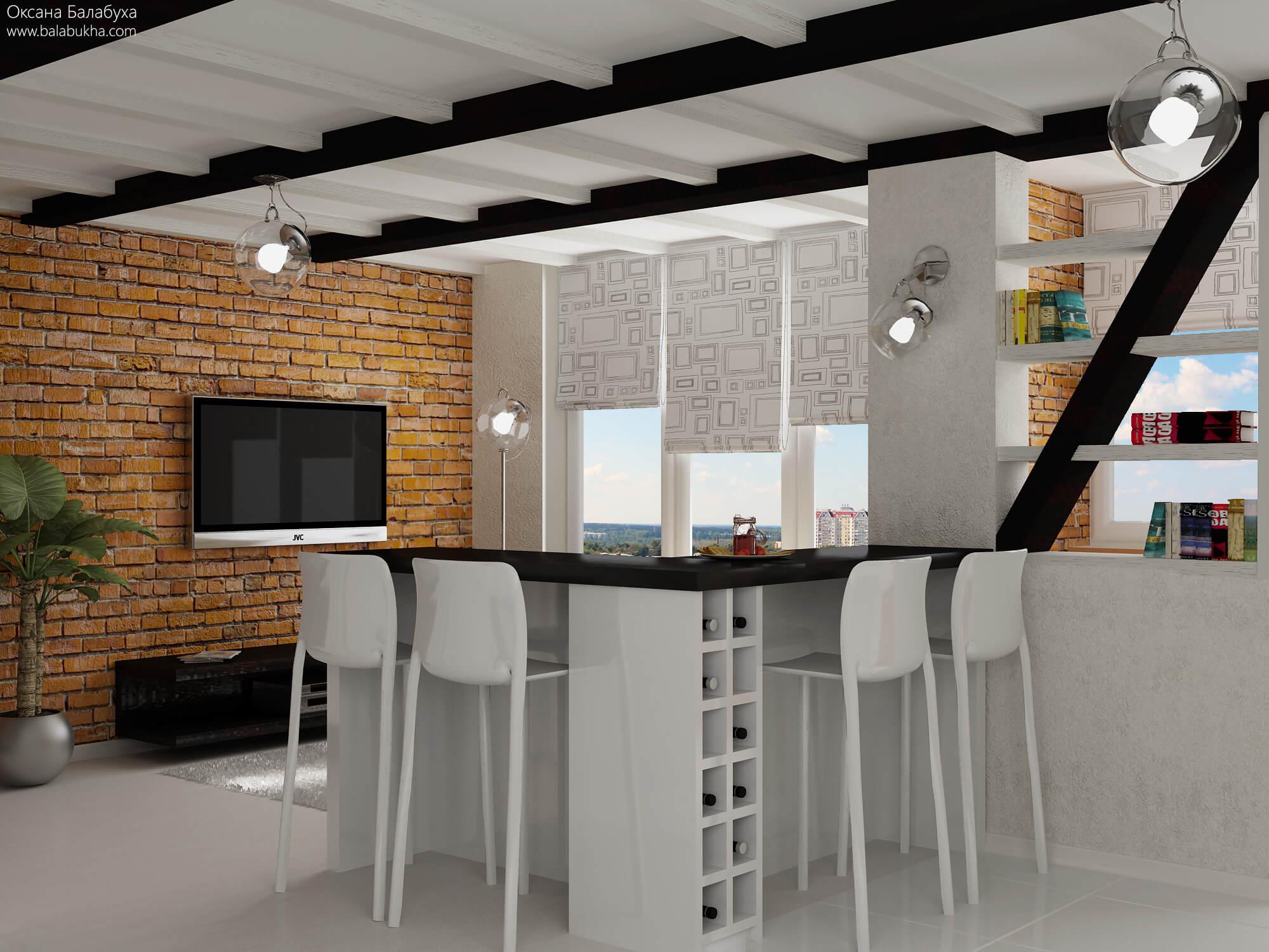 дизайн освещения кухни с фото